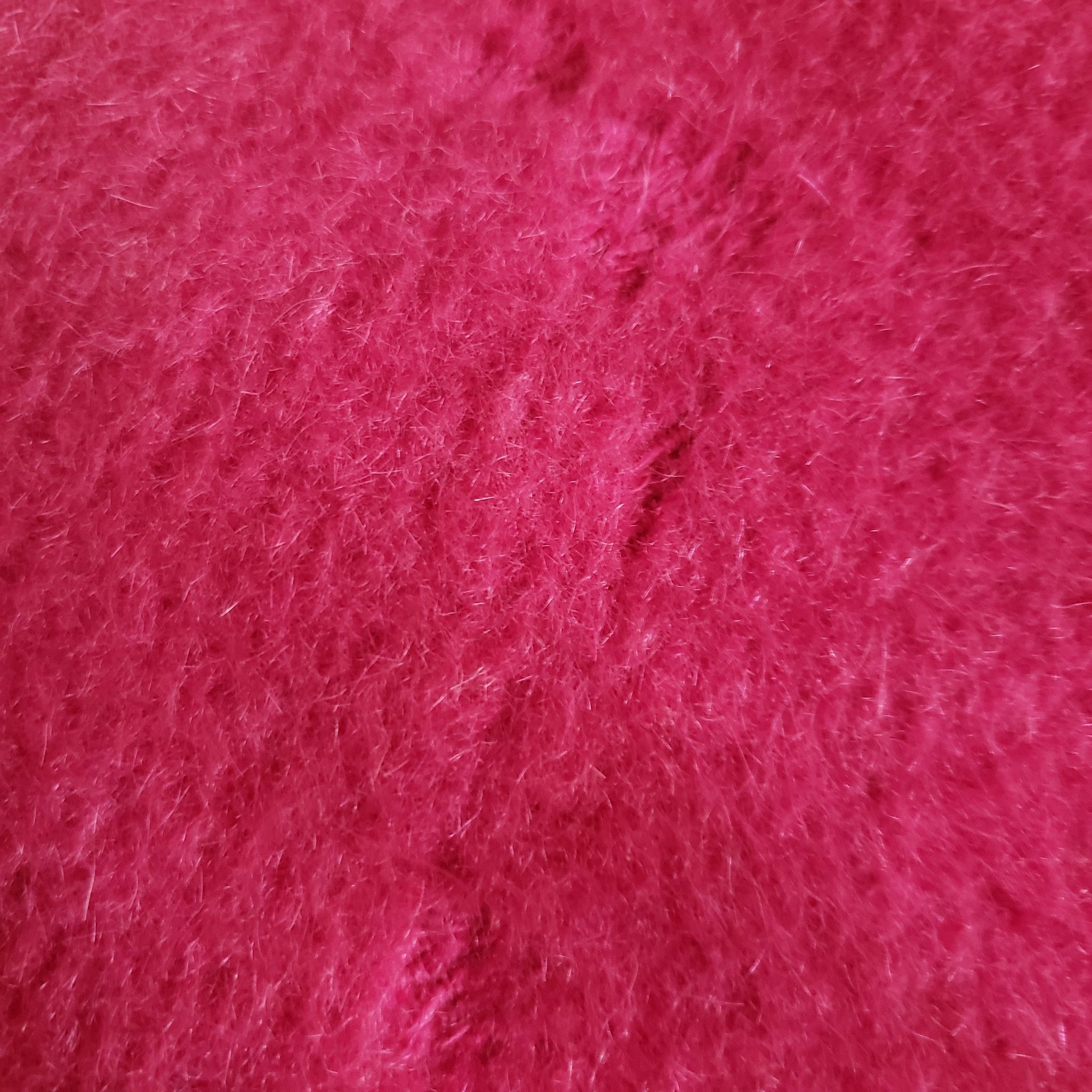 Vintage Lilli Ann Pink Mohair Wool Coat