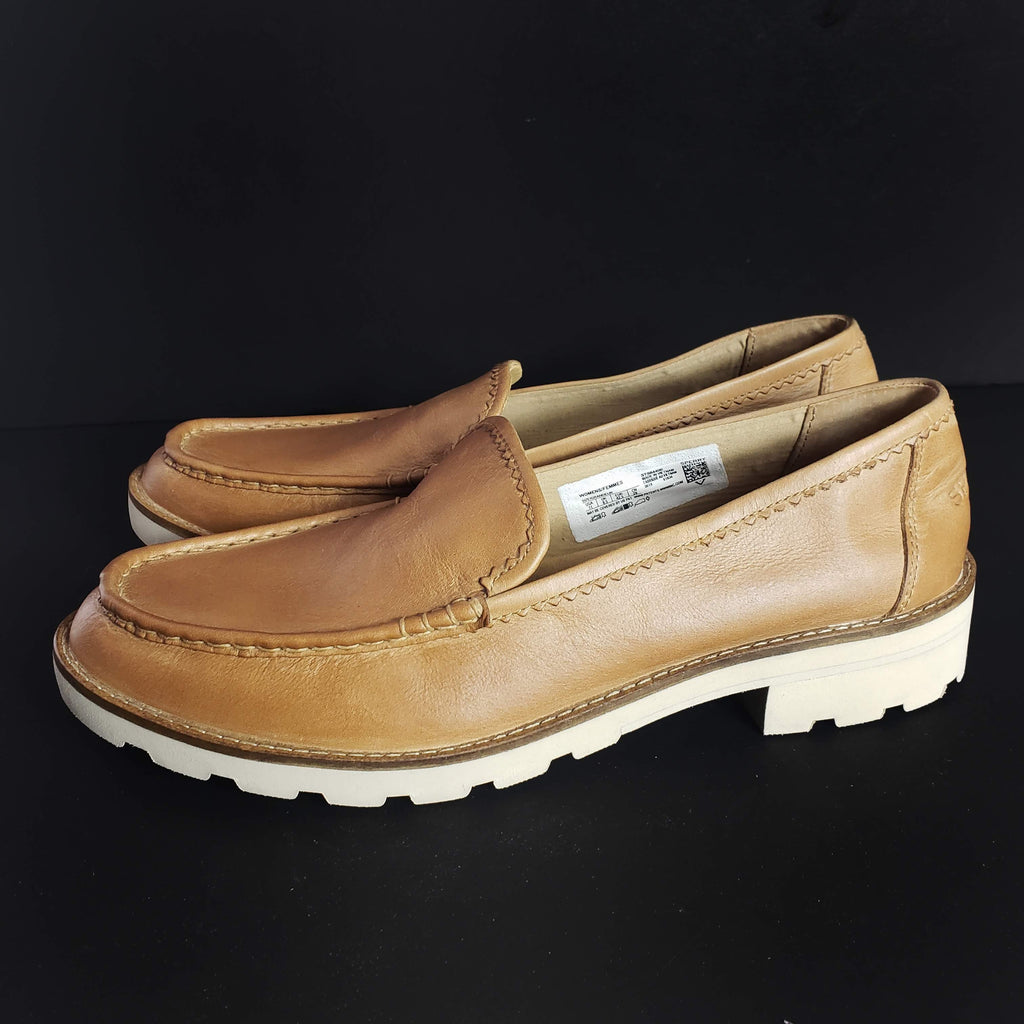 Sperry Lug Sole Loafers Size 11