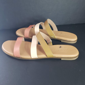 Madewell Ilana Slides Sandals Size 8