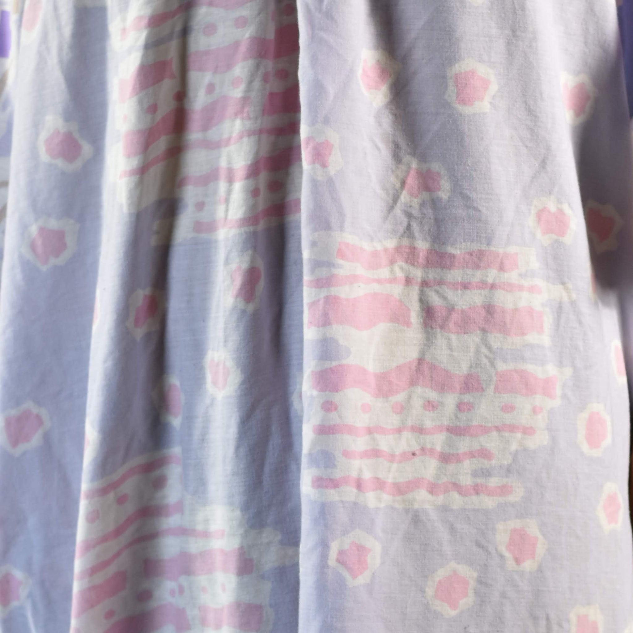 Vintage Tiffany Loungewear Muumuu House Dress Size Large