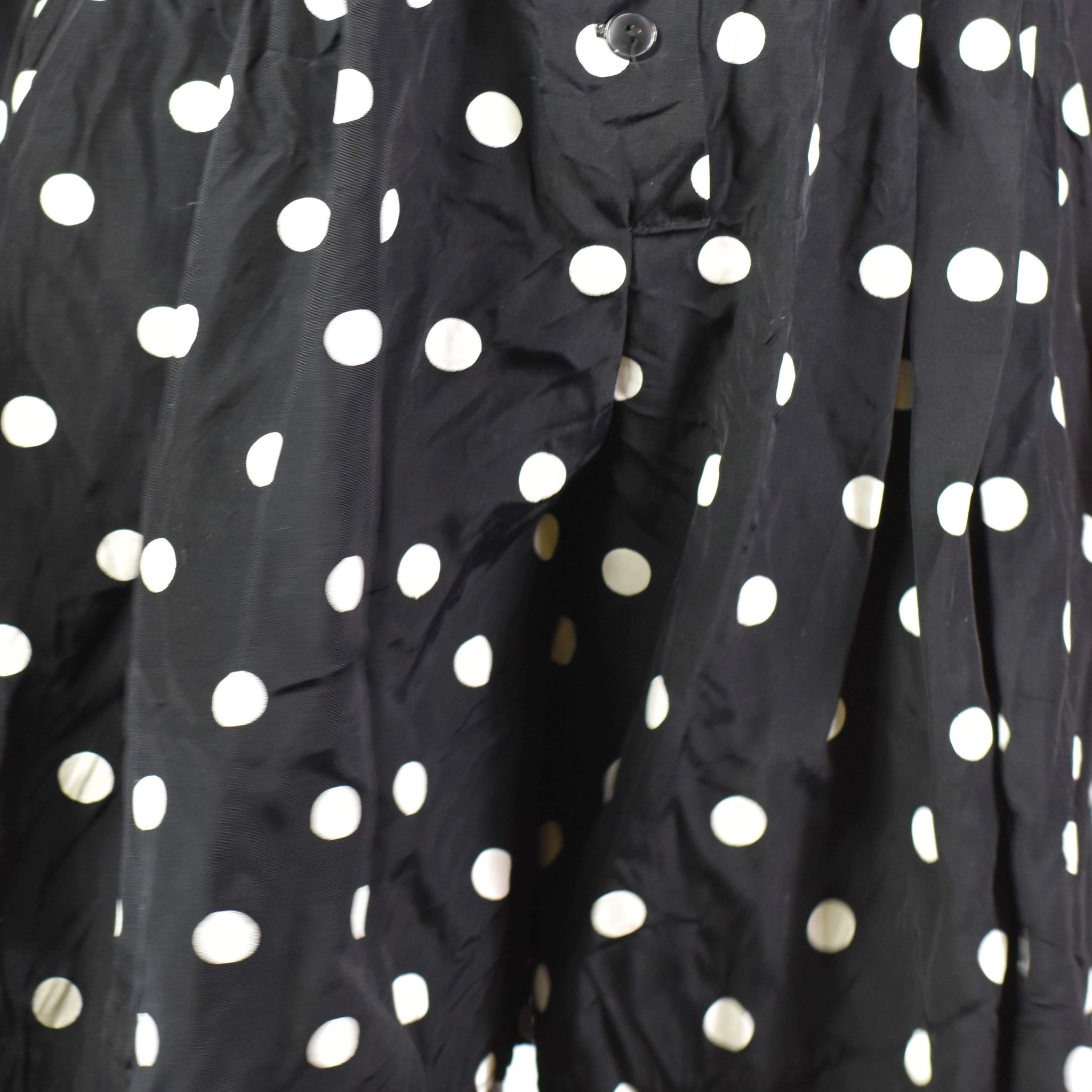 Vintage Polka Dot Romper WD2 by Diamond Size Medium