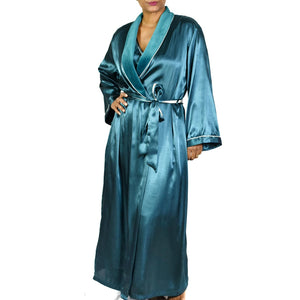 Jones New York Nightgown Robe Set Size Large