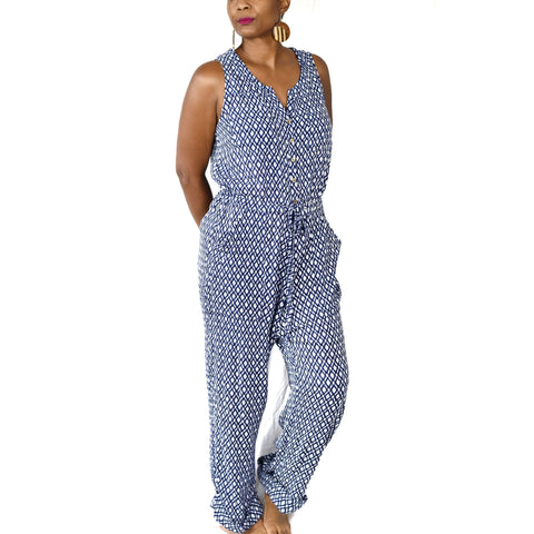 Anthropologie Lilka Dao Jumpsuit Size Medium