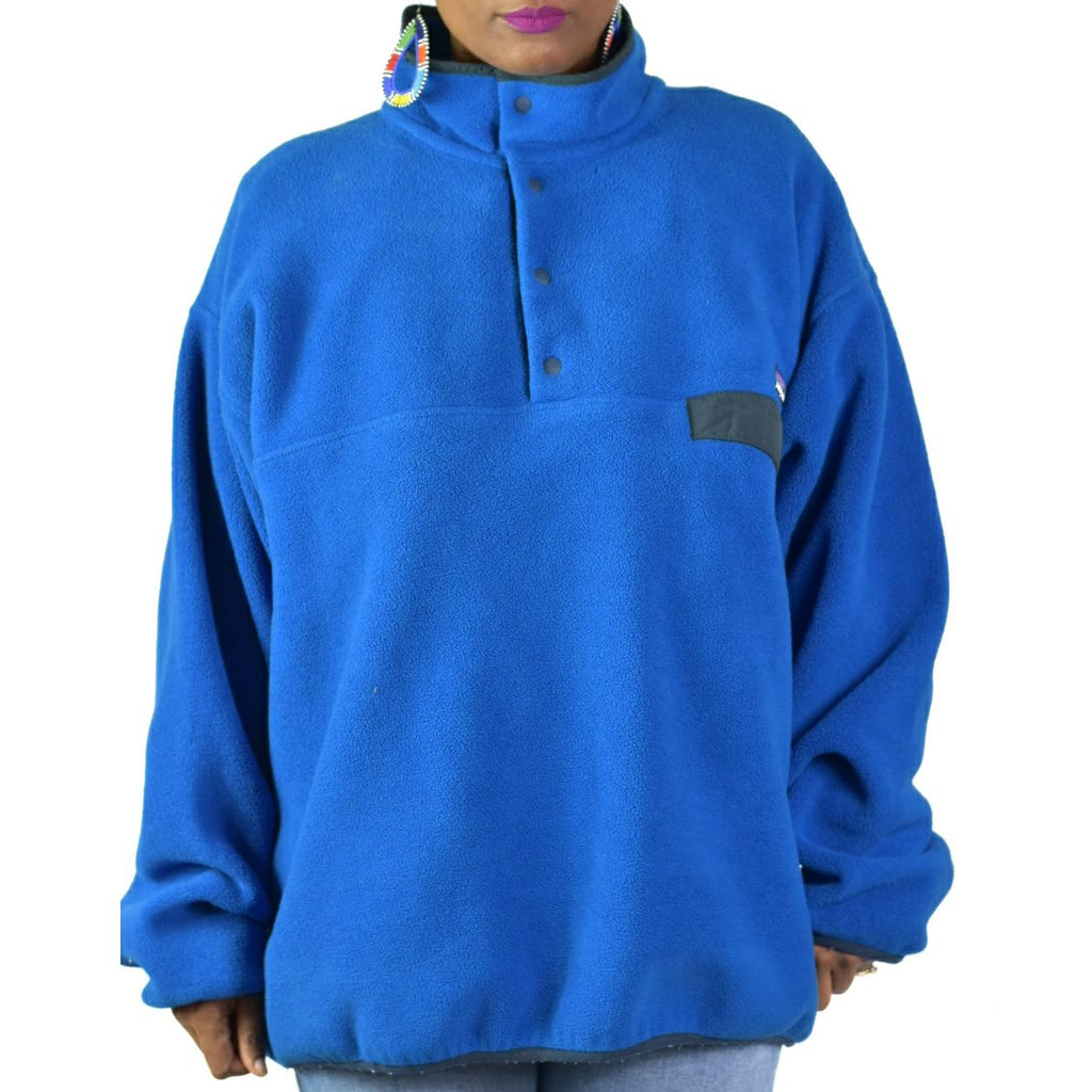 Patagonia Synchilla Snap-T Fleece Pullover Size XL