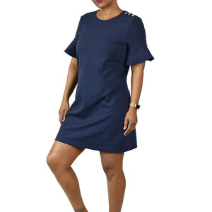 Draper James Bell Sleeve Dress Size Small