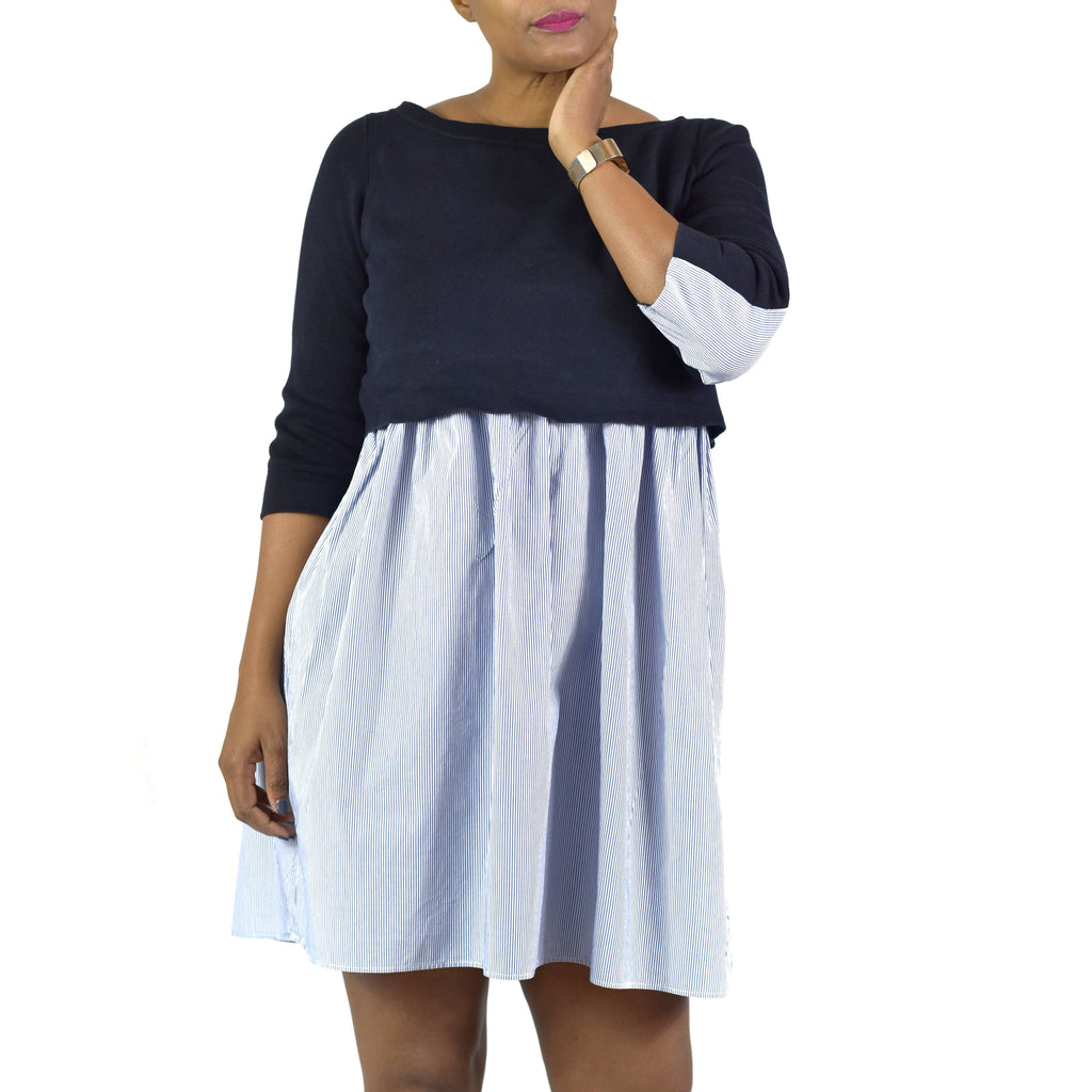 COS Dress With Layered Skirt Size XS
