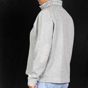 BOSS Hugo Boss Quarter Zip Pullover Sweater Size Large Mens
