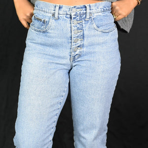 Vintage New York Button fly Jeans Size 8