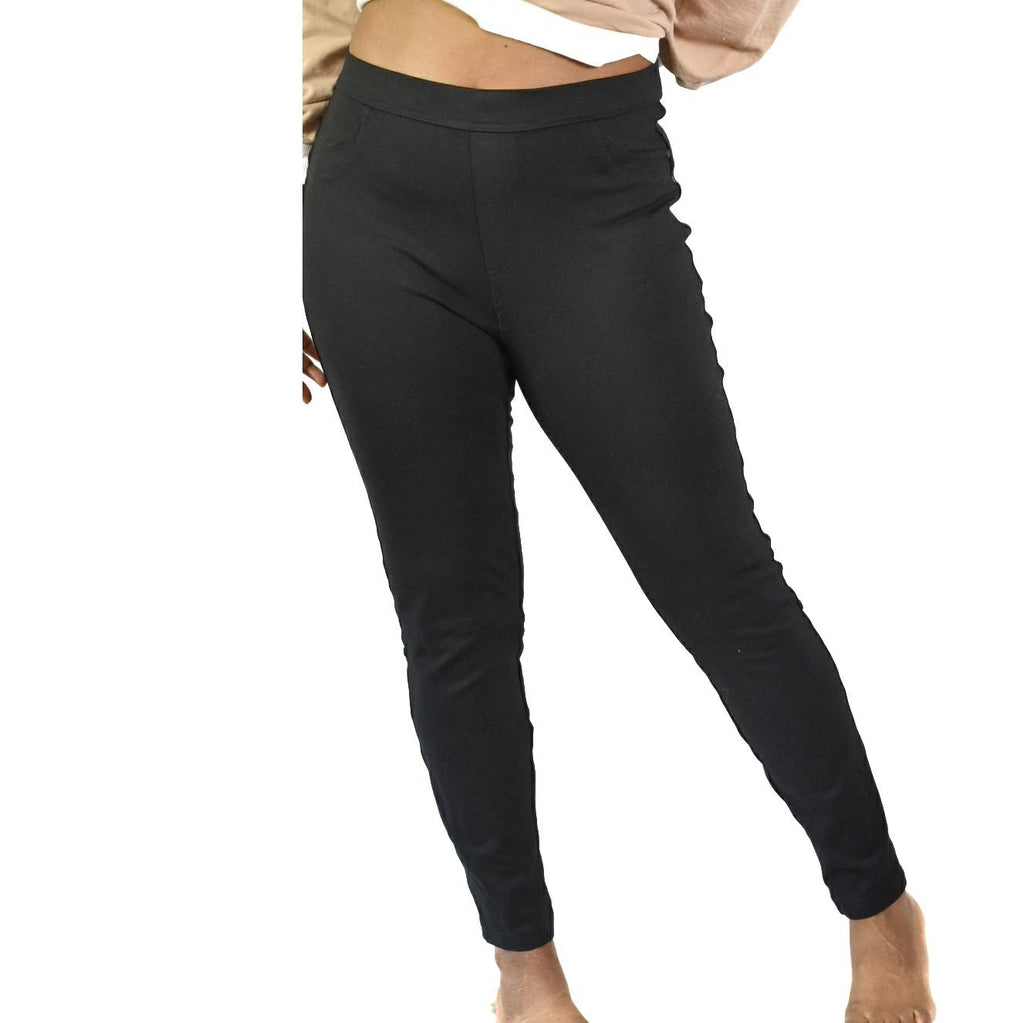Sanctuary Grease Black Leggings Size 1X