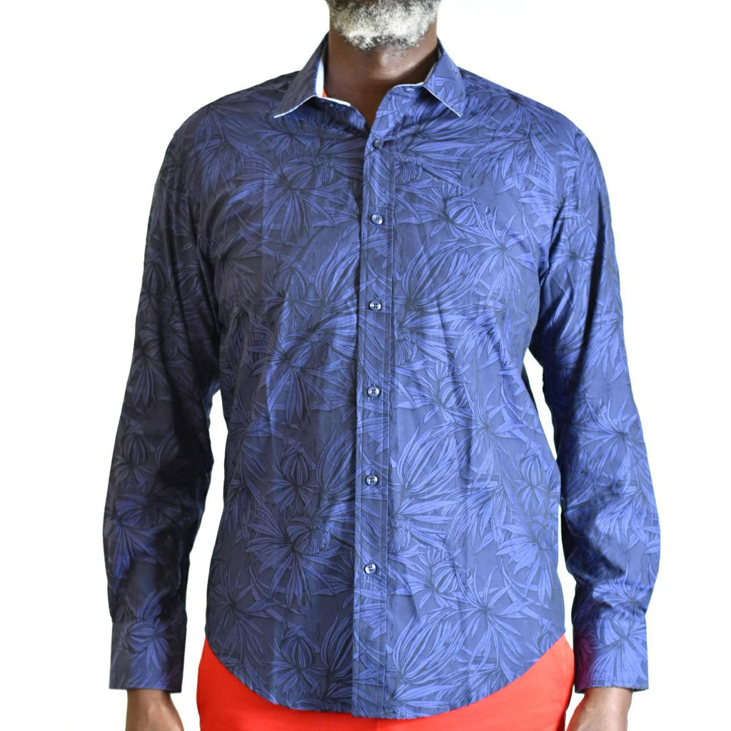 Quieti Cotton Woven Shirt Size Medium Mens