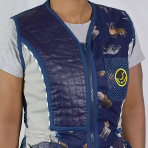 Shoot the Moon Vest Size Small