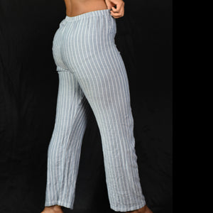 Brandy Melville Frankie Pants Stripe Pull On Size XS