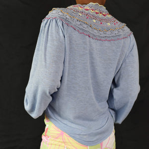 Free People Siesta Fiesta Top Size Small