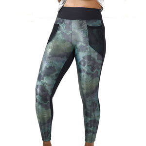 Koral Leggings Camo Magnifying High Rise Small Pants