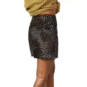 Kate Spade Saturday Leather Skirt Size 2