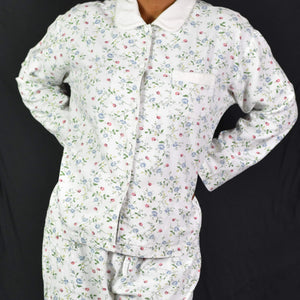 Vintage Victoria's Secret Country Pajama Set Size Small