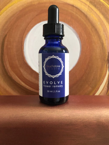 EVOLVE Flower Essence for Transformation of Public Self