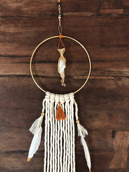 Healing Circle Wall Hanging - Prosperity Talisman