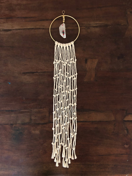 Healing Circle Wall Hanging - New Day