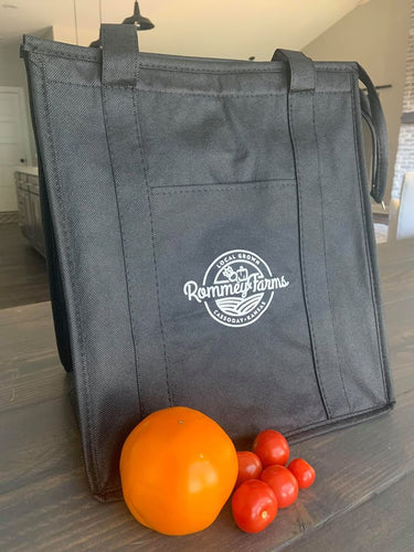 Rommey Farms Tote Bag