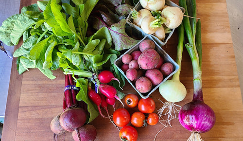 20 Week Community Supported Agriculture - Weekly Subscription