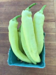 Yellow Sweet Banana Peppers