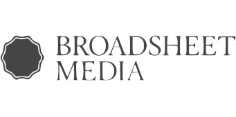 Broadsheet media logo