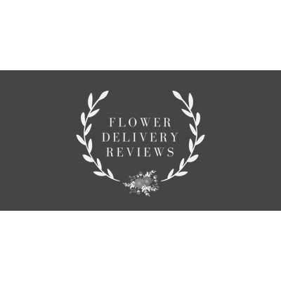 flower delivery reviews logo inverted