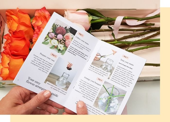 letterbox flowers delivered to