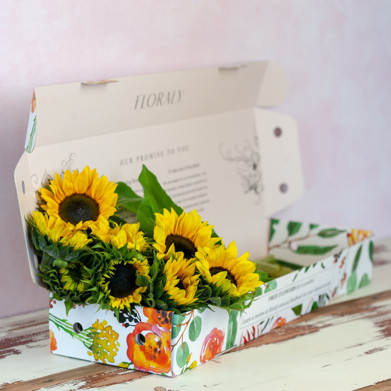 Sunflower delivery- Floraly Australia