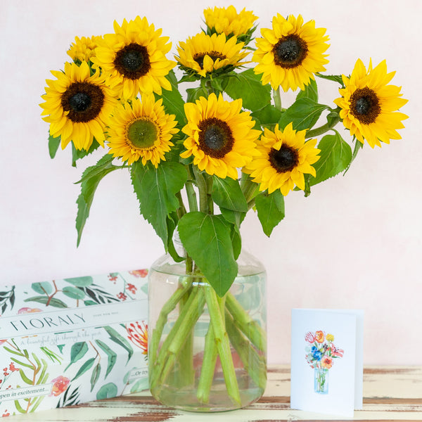 Send Sunflowers - Floraly Australia