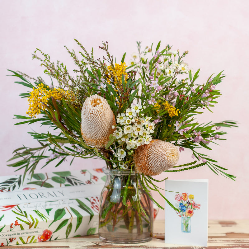 Seasonal Flower Subscription - Floraly Australia
