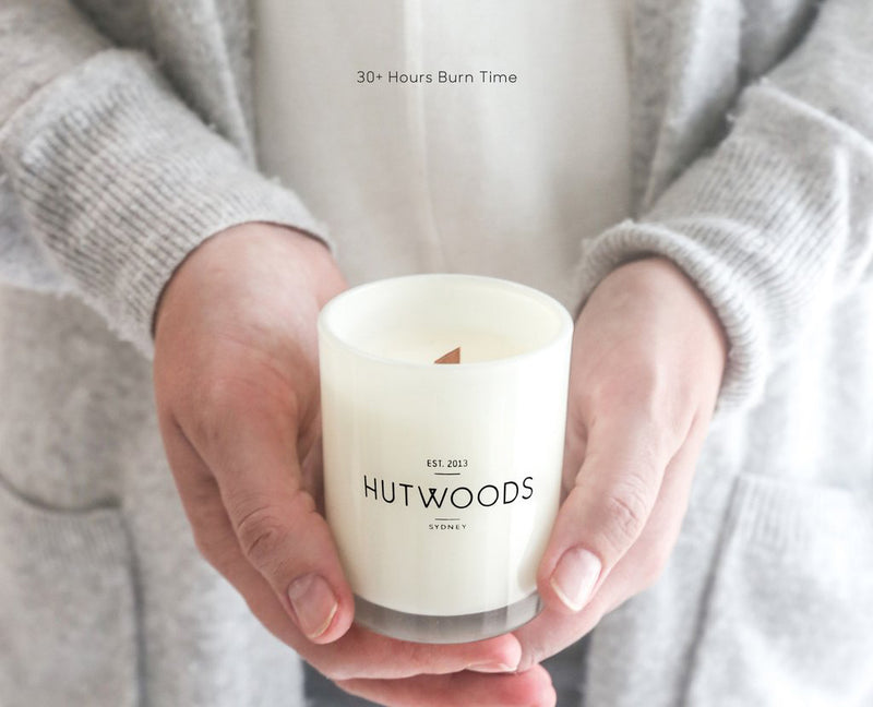 Hutwoods Candle