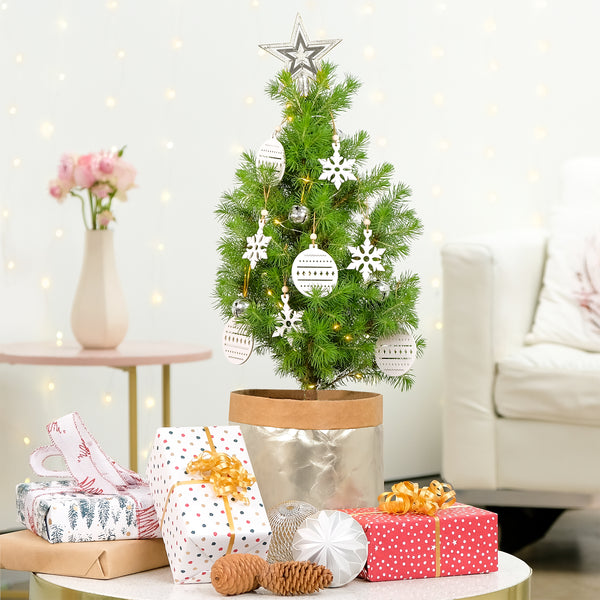 Floraly mini Christmas tree