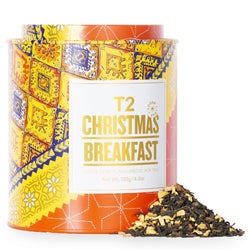 T2 Christmas Tea & Strainer