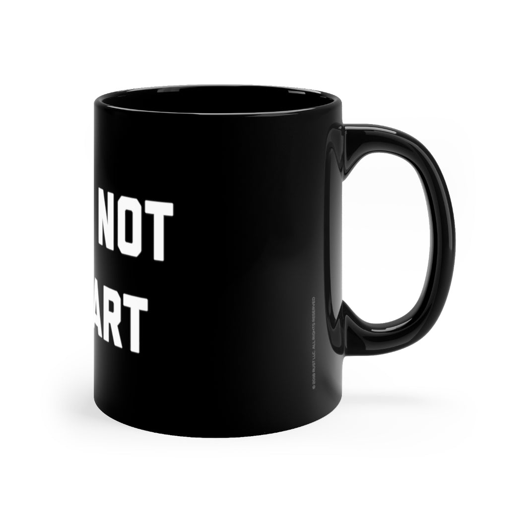Maybe Not F#ck Art Mug