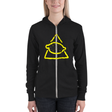 Load image into Gallery viewer, Illemonati Sigil Zip Hoodie