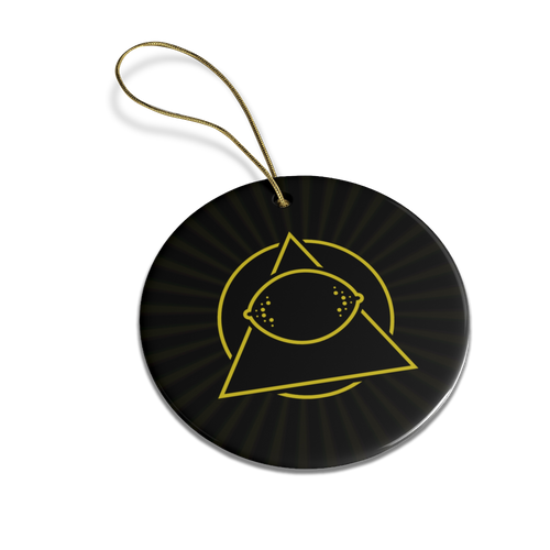 Illemonati Logo Ornament