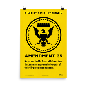 Amendment 35 PSA
