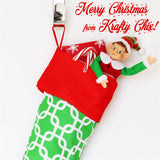 Christmas Stockings - Krafty Chix