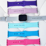 Monogram Double Sided Apple Watch Bands