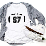 Customized Game Day Tees