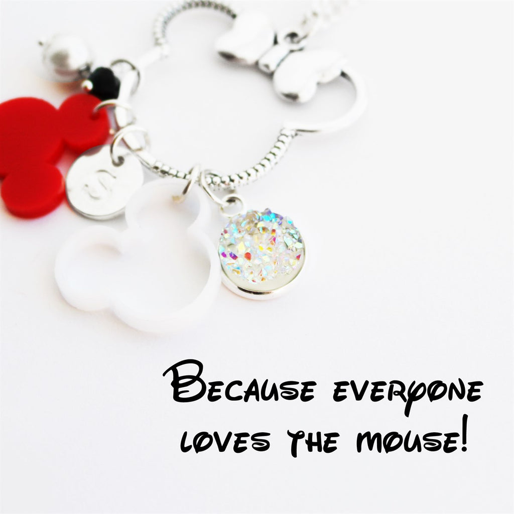 Character Inspired Magic Necklaces - Krafty Chix New
