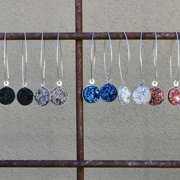 Dreaming of Druzy Earrings