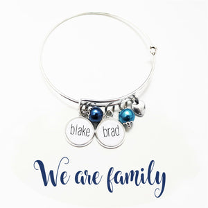 Family Bangles | The Tara Bangle - Krafty Chix
