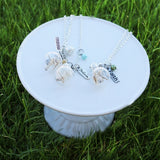 Make a Wish Dandelion Necklace - Krafty Chix