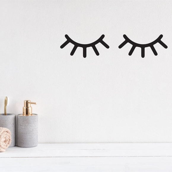 Eyelash Decor | 20 Colors - Krafty Chix