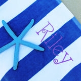Personalized Beach Towel | Super Soft