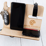 Personalized Organization Valet Stands