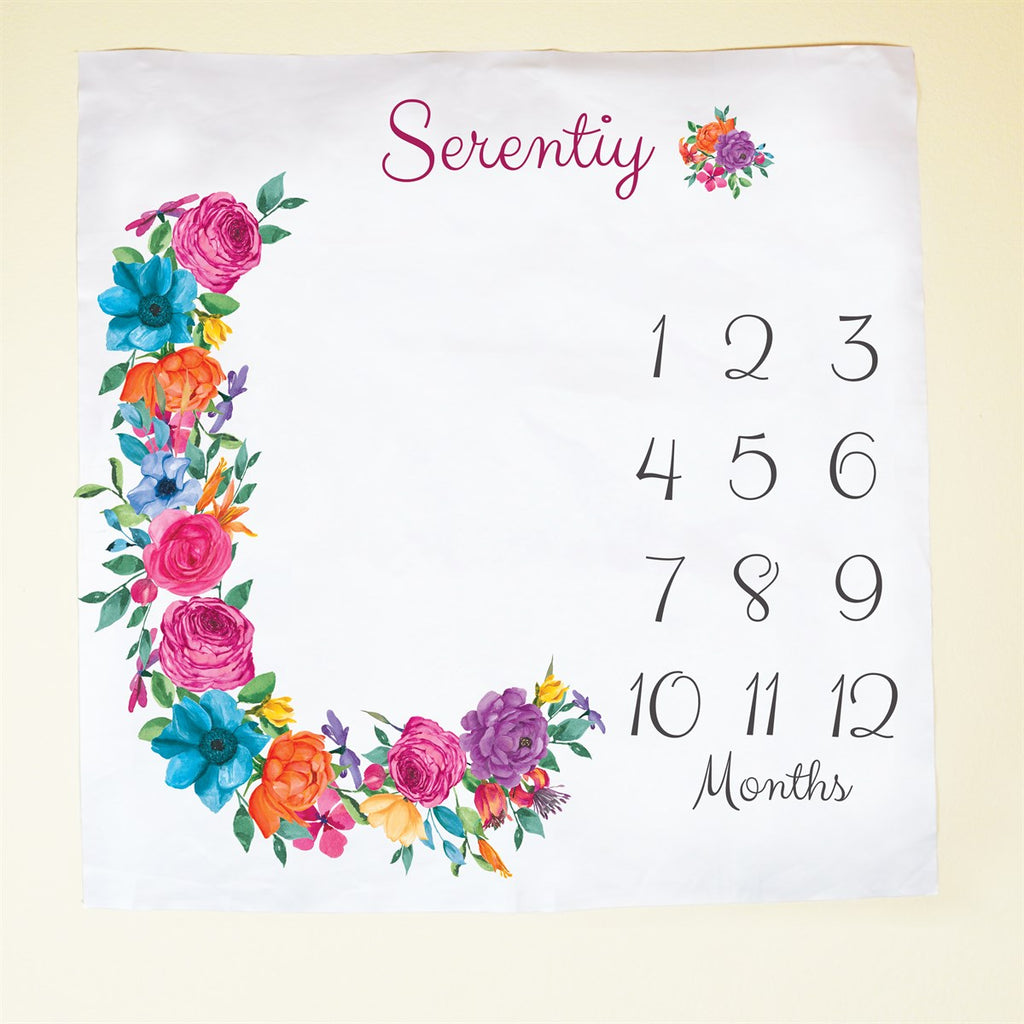 Personalized Baby Memory Blankets - Krafty Chix New
